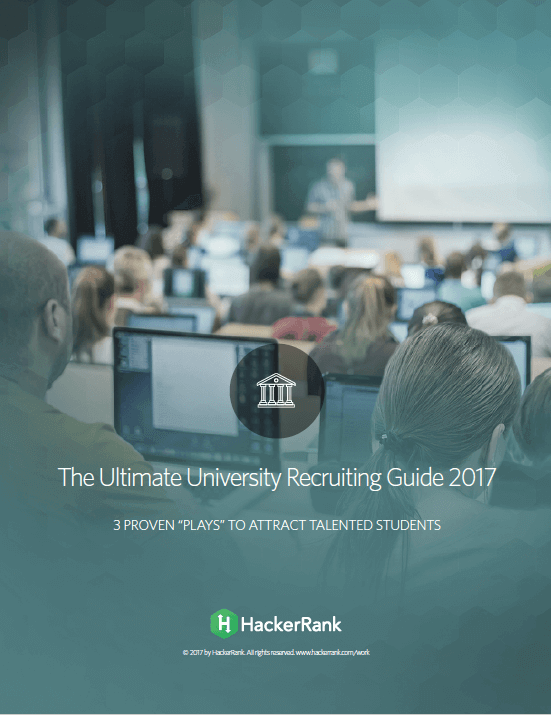 The Ultimate University Recruiting Guide 2017